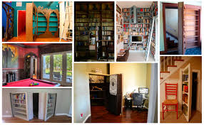 15 secret doors disguised as bookshelves that you can add to your