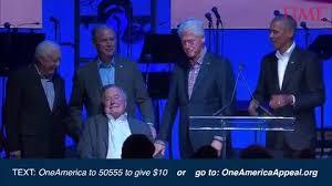 Obama Bill Clinton Meme - george w bush made obama laugh during clinton s speech time