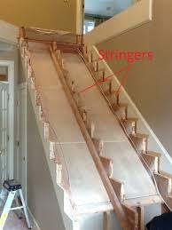 outdoor stair stringers stair stringer as the important