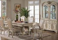Antique White Dining Room Furniture Formal Dining Room Sets With Hutch And Buffet Beautiful The Le