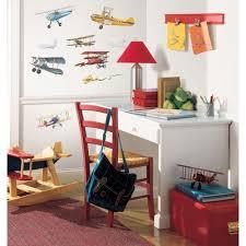 bedroom furniture trundle bed aviation home decor aeroplane