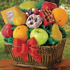 fruit gifts by mail harvest bounty fruit gift basket tried it it click the