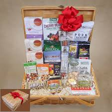 paleo gift basket a grand feast for the whole tribe filled with a wide variety of