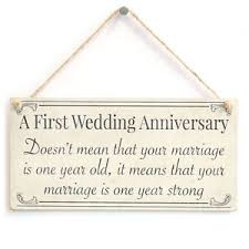 1st year wedding anniversary wedding anniversary your marriage is one year 1st