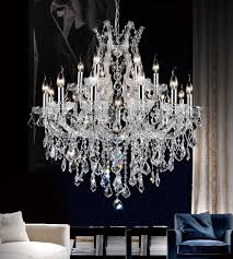 Maria Theresa 6 Light Crystal Chandelier 19 Light Chrome Up Chandelier From Our Maria Theresa Collection