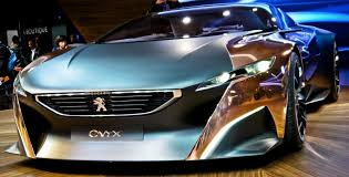 peugeot onyx bike peugeot onyx supercar an automobile of great marvel