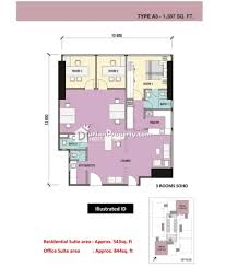 soho for sale at binjai 8 klcc for rm 1 805 000 by cheryl tan