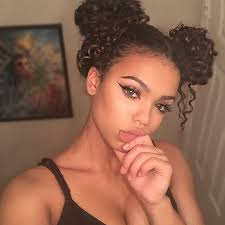 pics of black pretty big hair buns with added hair 304 best buns hairstyles images on pinterest hairstyles