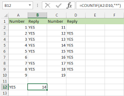 Count Words In Excel Excel Count Cells With Text And Characters