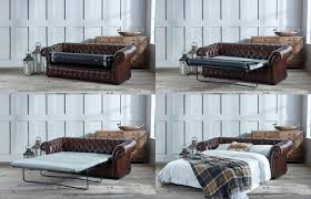 Classic Leather Sofas Uk Heaton Chesterfield Company