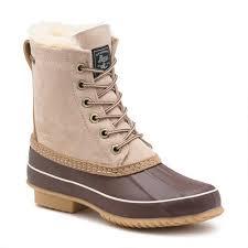 womens hiking boots eastport shearling duck boot g h bass co