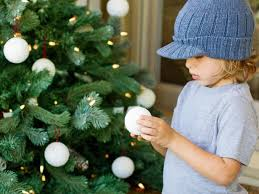 Holiday Crafts For Preschoolers - kids u0027 holiday craft glittering snowball ornaments hgtv