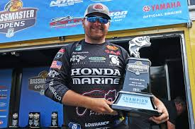 jesse wiggins of cullman wins bassmaster southern open at lewis