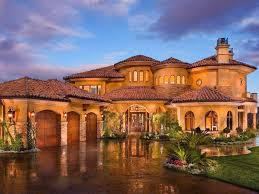 100 spanish villa style homes clopay reserve collection