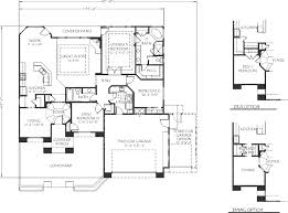 mediterranean floor plans with courtyard prairie style house plan 3 beds 2 00 baths 1841 sq ft plan 24 269