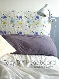 easy diy headboard below is a simple tutorial for how to make your very own easy diy headboard