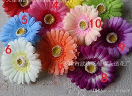 wholesale artificial flowers wholesale artificial flowers flower gerbera
