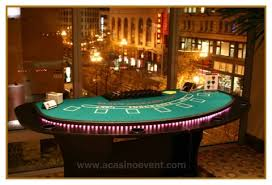 table rentals miami miami florida casino party event services equipment rentals