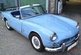 1964 triumph spitfire 4 mk1 beautiful restored car 12 months mot