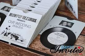 themed wedding invitations vinyl wedding invitations yourweek daffc3eca25e