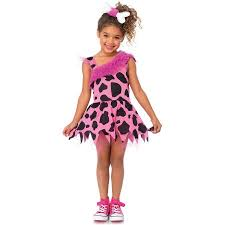 Pebbles Halloween Costume Toddler Prehistoric Pebbles Child Halloween Costume Walmart
