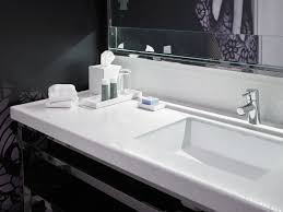 Corian Bathroom Vanity by Solid Surface Countertops Formica