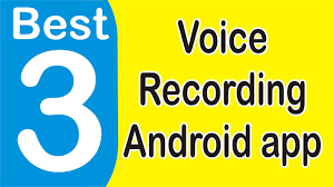 best android voice recorder best 3 voice recorder android app app review 3