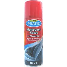 nettoyer si e voiture tissu nettoyant tissus auto pratic 200 ml norauto fr