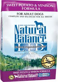 natural balance l i d limited ingredient diets sweet potato