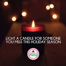 light a candle for someone sam s fans on twitter day 12 merry christmas eve today is the