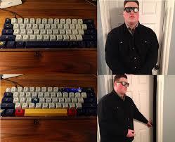 Bouncer Meme - shitpost r mk be like mechanicalkeyboards