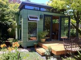Prefab Backyard Cottage Backyard Photography Studio Ideas 10 X 7 5 Modern Outdoor Backyard