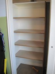 How To Hang Shelves by How To Install Closet Storage Shelves