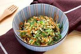 cuisiner concombre recette salade de concombre à la thaïlandaise 750g