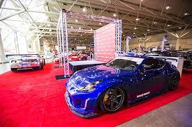 nissan 370z with body kit importfest 2016 turbo nissan 370z