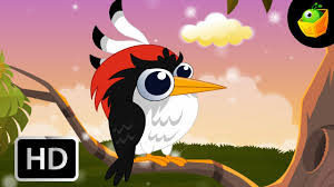 woody woodpecker english nursery rhymes cartoon animated