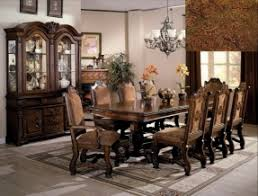 9 dining room set 9 pc dining room set foter