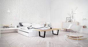 chambre design scandinave intérieurs scandinaves 29 chambres à coucher au goût nordique
