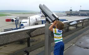 zurich airport observation deck moms tots zurich