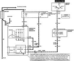 mercury cougar 4 6l alternator intermittent problem alt connectors