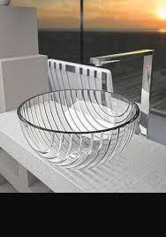Clear Glass Bathroom Sinks - luxury glass basin u0026 designer glass sinks livinghouse