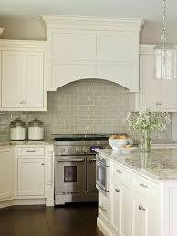 classic kitchen backsplash backsplash ideas for white kitchen cabinets faced
