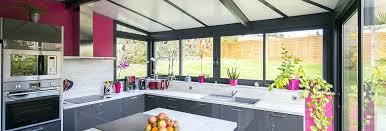veranda cuisine photo veranda cuisine prix comment calculer le prix dune vacranda