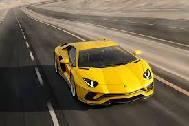 Lamborghini Veneno Mpg - first look 2017 lamborghini aventador s automobile magazine