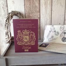 wedding invitations canada passport wedding invitations