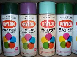 flickriver photoset u0027vintage krylon spray paint u0027 by retrosigns