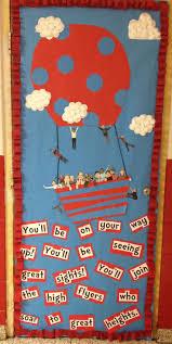 backyards door decoration for classroom door