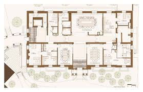 first floor plan universal design case studies