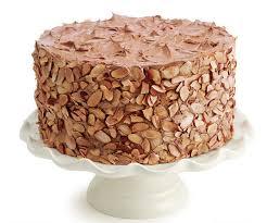 vanilla layer cake with chocolate buttercream u0026 raspberry jam