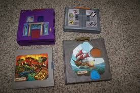 matchbox pop up lot 360 degree haunted house adventure airport